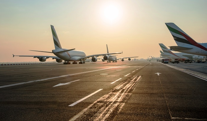 Emirates introduces laptop handling service for US flights
